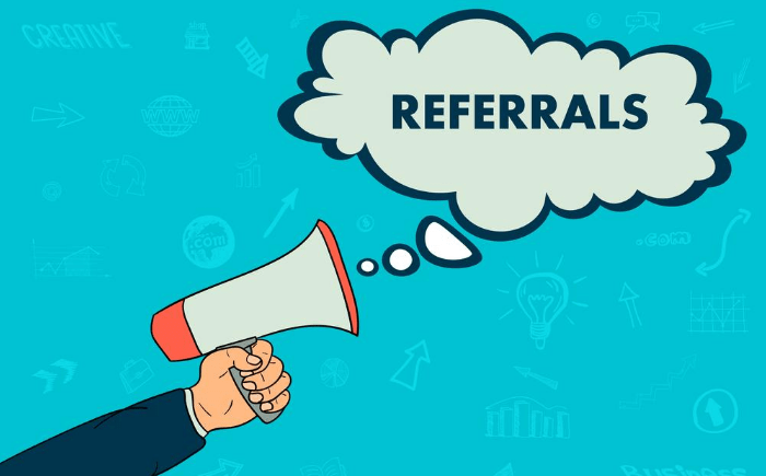 How to get more referrals