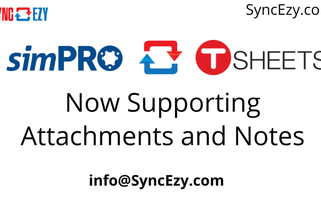 Announcing New simPRO TSheets Integration Features