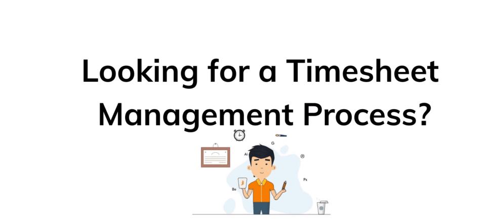 Alternative-Timesheet-Management-Process