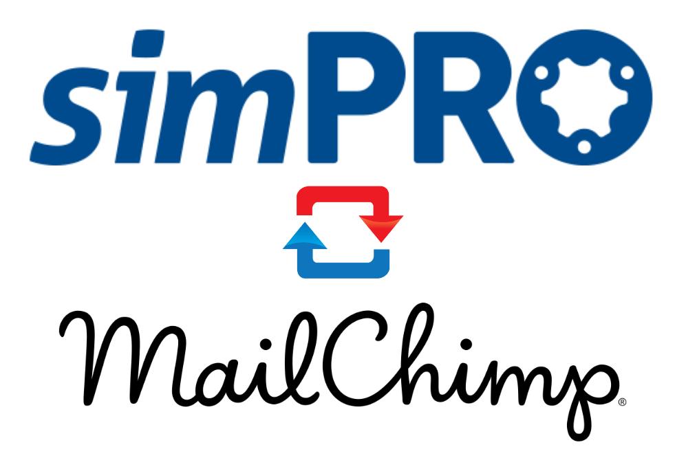 simPRO-Mailchimp