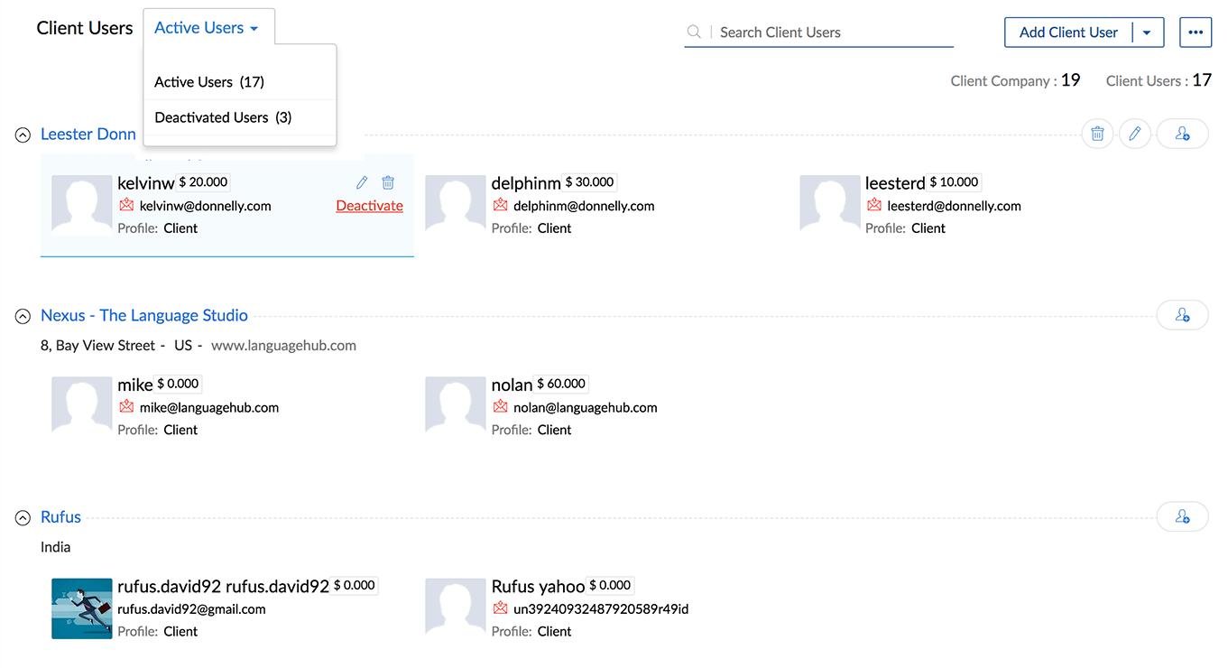 client-user-portal