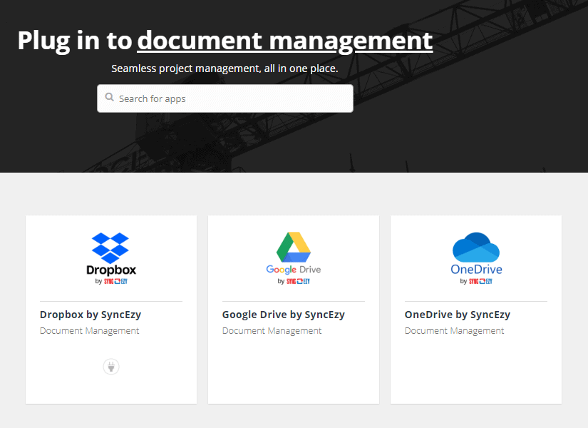 Procore-Marketplace-Document-Management-with-SyncEzy